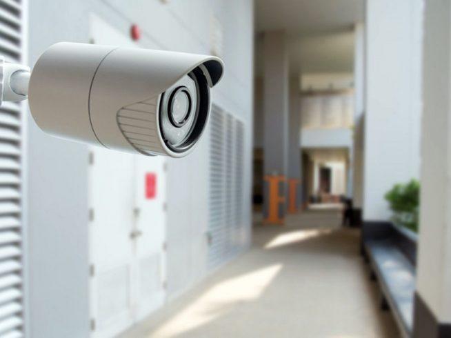 Sistem de supraveghere Complexul Studentesc Tei