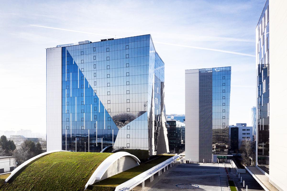 Cablare structurata retea voce date Allianz - Globalworth