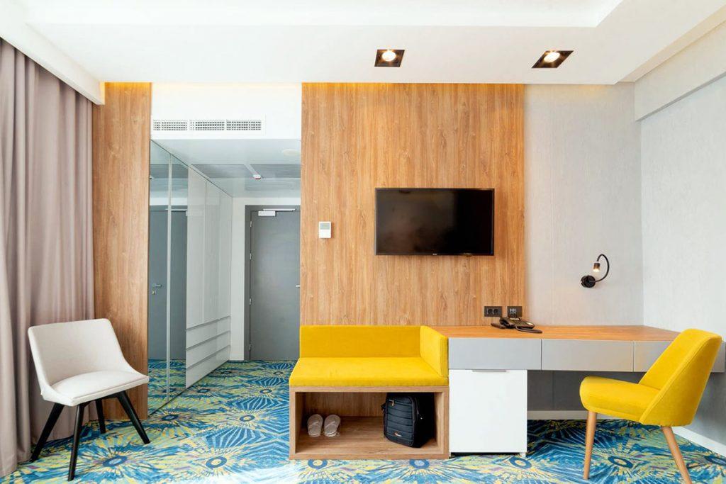 Retea wireless Hotel Mandachi Suceava