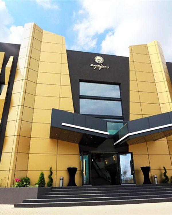 Retea de voce date Hotel Mandachi - HoReCa