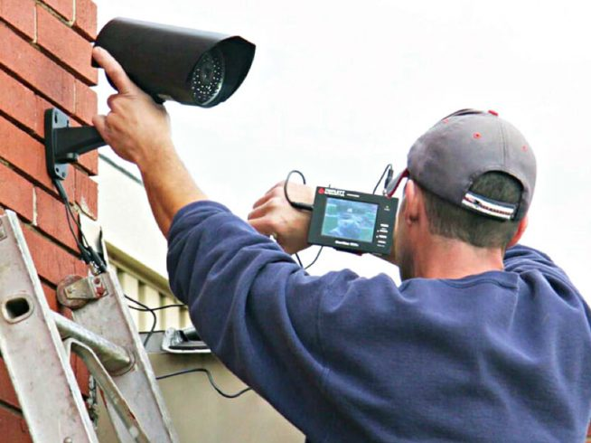 Mentenanta sisteme supraveghere video