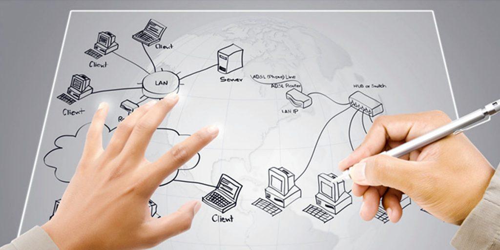 Proiectare retele de date Anachrom Consult