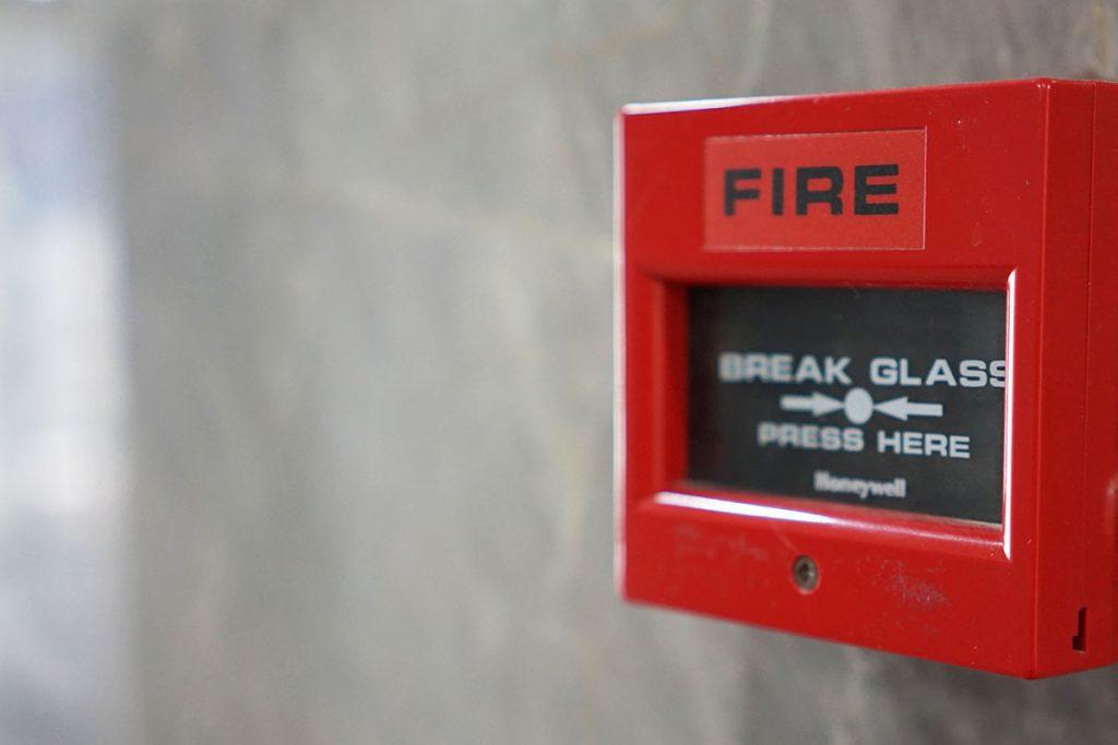 Servicii de mentenanta a sistemelor de alarmare la incendiu